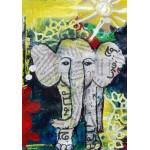 Puzzle  Grafika-01751 Thai Elephant
