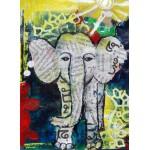 Puzzle  Grafika-01752 Thai Elephant