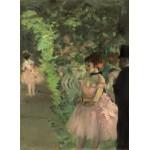 Puzzle  Grafika-01764 Edgar Degas: Dancers Backstage, 1876/1883