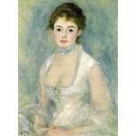 Puzzle  Grafika-01882 Auguste Renoir: Madame Henriot, 1876