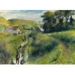 Puzzle  Grafika-01887 Auguste Renoir: The Vintagers, 1879