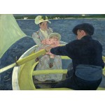 Puzzle  Grafika-01924 Mary Cassatt: The Boating Party, 1893/1894