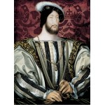 Puzzle  Grafika-01970 Jean Clouet : François Ier's Portrait, King of France, 1530