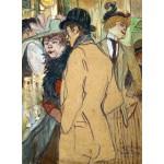 Puzzle  Grafika-01991 Henri de Toulouse-Lautrec: Alfred la Guigne, 1894