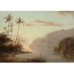 Puzzle  Grafika-02016 Camille Pissarro: Creek in St. Thomas, Virgin Islands, 1856
