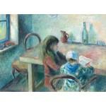 Puzzle  Grafika-02044 Camille Pissarro: The Children, 1880