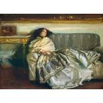 Puzzle  Grafika-02050 John Singer Sargent : Nonchaloir (Repose), 1911