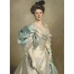 Puzzle  Grafika-02060 John Singer Sargent: Mary Crowninshield Endicott Chamberlain (Mrs. Joseph Chamberlain), 1902