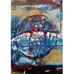 Puzzle  Grafika-02093 Owl