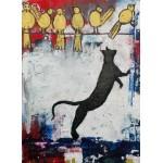 Puzzle  Grafika-02096 Cat Games