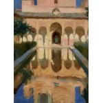 Puzzle  Grafika-02112 Joaquin Sorolla y Bastida: Hall of the Ambassadors, Alhambra, Granada, 1909