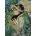 Puzzle  Grafika-02118 Édouard Manet: Jeanne, 1882