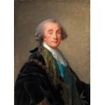 Puzzle  Grafika-02176 Élisabeth-Louise Vigee le Brun: Alexandre Charles Emmanuel de Crussol-Florensac, 1787