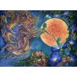 Puzzle  Grafika-02266 Josephine Wall - Moonlit Awakening