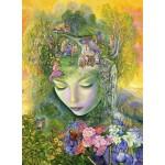 Puzzle  Grafika-02296 Josephine Wall - Head Gardener