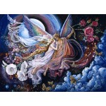 Puzzle  Grafika-02300 Josephine Wall - Eros and Psyche