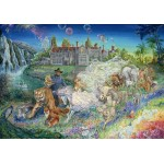 Puzzle  Grafika-02303 Josephine Wall - Fantasy Wedding