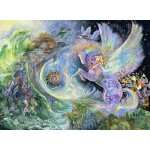 Puzzle  Grafika-02330 Josephine Wall - Magical Meeting