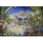 Puzzle  Grafika-02336 Josephine Wall - Enchanted Manor