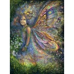 Puzzle  Grafika-02357 Josephine Wall - The Wood Fairy