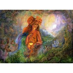 Puzzle  Grafika-02365 Josephine Wall - Lighting the Way