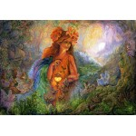 Puzzle  Grafika-02366 Josephine Wall - Lighting the Way