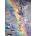 Puzzle  Grafika-02371 Josephine Wall - Iris, Keeper of the Rainbow