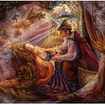 Puzzle  Grafika-02390 Josephine Wall - Sleeping Beauty