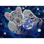 Puzzle  Grafika-02394 Schim Schimmel - A Hug For Mother