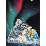 Puzzle  Grafika-02401 Schim Schimmel - Earth Light