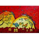Puzzle  Grafika-02451 Anne Poiré & Patrick Guallino - Confidences