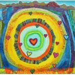 Puzzle  Grafika-02456 Anne Poiré & Patrick Guallino - Coeurs de Mondes