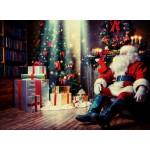 Puzzle  Grafika-02471 Santa Claus