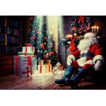 Puzzle  Grafika-02472 Santa Claus