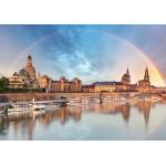 Puzzle  Grafika-02542 Deutschland Edition - Skyline Dresdener Altstadt
