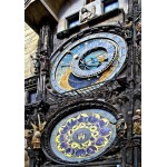 Puzzle  Grafika-02610 Prague Astronomical Clock