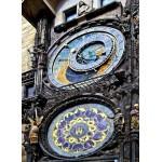 Puzzle  Grafika-02611 Prague Astronomical Clock
