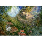 Puzzle  Grafika-02621 Josephine Wall - Fairy Nest