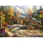 Puzzle  Grafika-02688 Chuck Pinson - Call of the Wild