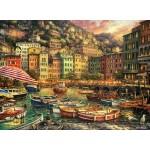 Puzzle  Grafika-02706 Chuck Pinson - Vibrance of Italy
