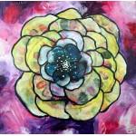 Puzzle  Grafika-02725 Mandala Flower