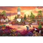Puzzle  Grafika-02735 Chuck Pinson - Love Lifted Me