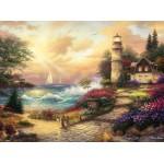 Puzzle  Grafika-02747 Chuck Pinson - Seaside Dreams