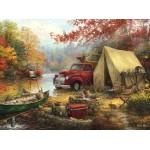Puzzle  Grafika-02753 Chuck Pinson - Share the Outdoors