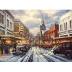 Puzzle  Grafika-02779 Chuck Pinson - The Warmth of Small Town Living