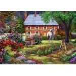Puzzle  Grafika-02784 Chuck Pinson - The Sweet Garden