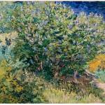 Puzzle  Grafika-02790 Vincent Van Gogh - Lilacs, 1889