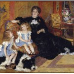 Puzzle  Grafika-02792 Auguste Renoir - Mrs Charpentier and Her Children, 1878
