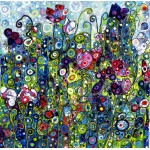 Puzzle  Grafika-02872 Sally Rich - Sweet Pea