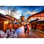 Puzzle  Grafika-02880 Japanese Temple